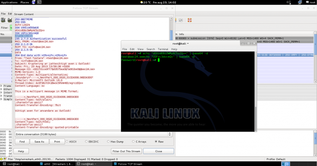 Sec24 Sec 24 Mailkryptering kryptering PGP NSA FRA avlyssning thunderbird enigmail gnupg 8
