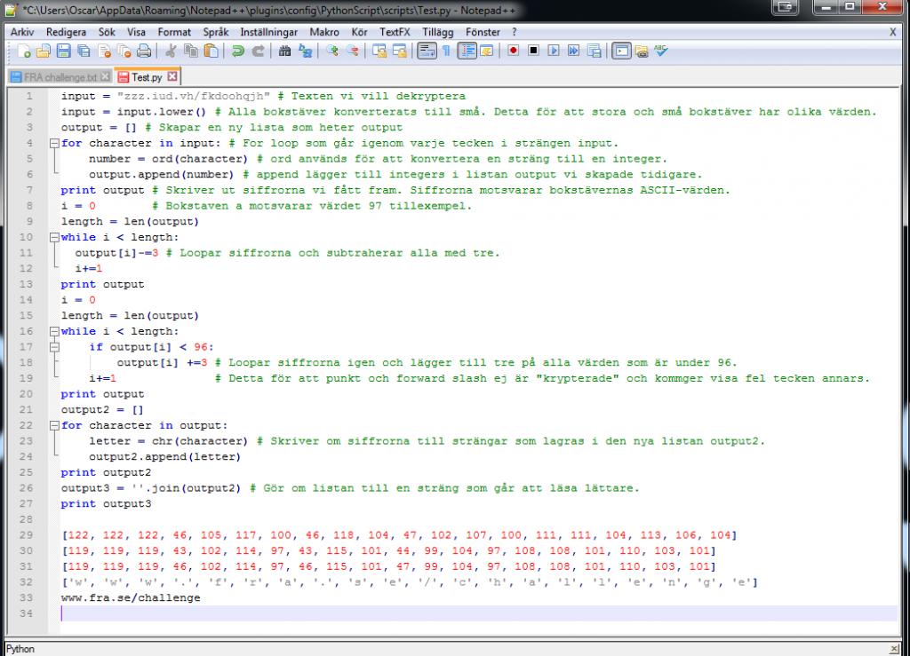Sec24 sec 24 hur hackar man FRA challenge 2013 pentest 1