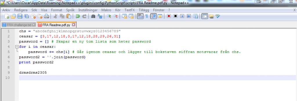 Sec24 sec 24 hur hackar man FRA challenge 2013 pentest 4