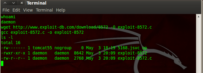 linux penetrationstest distcc exploit privileged escalation